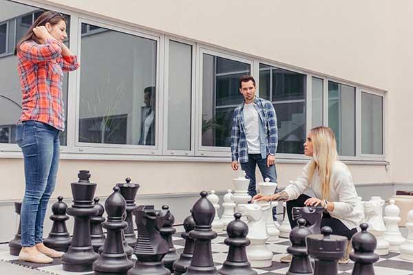 Cornhole / Chess